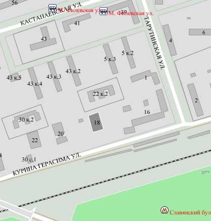 Ниже представлены дома, расположенные рядом с адресом «улица герасима курина, 10», и расстояние до них в метрах: ул.