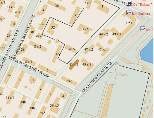 Москва, большая академическая улица, дом 49, корпус 1 (сао, район коптево)