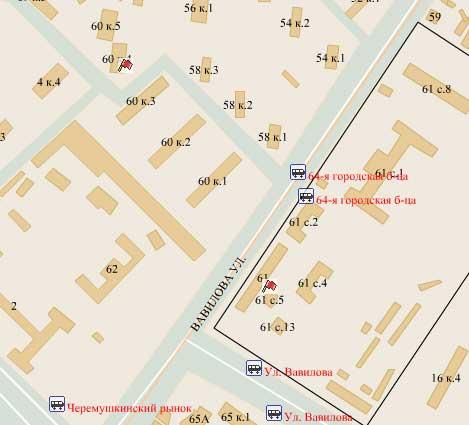 На карте города Могилева Вам